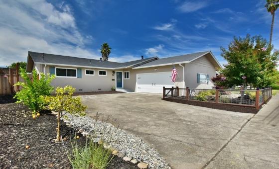 1221 Bertha Lane in East Santa Rosa, 3 Bedrooms Bedrooms, ,2 BathroomsBathrooms,Home,Sold,1221 Bertha Lane in East Santa Rosa,1023